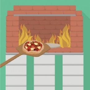 How to build a pizza stone oven in your backyard (I die just thinking of this!)