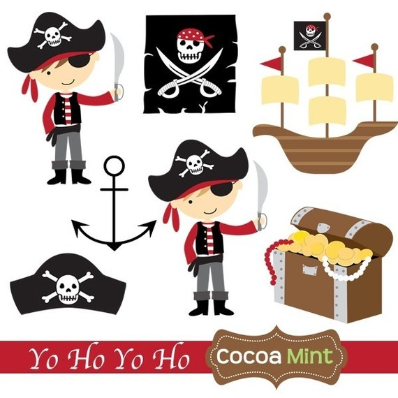 Ideas fo a great pirates party!