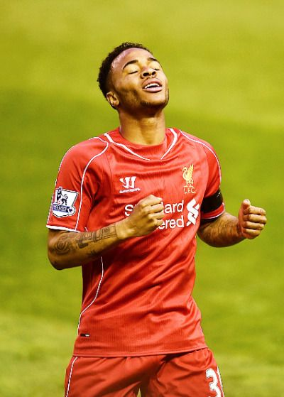 Raheem Sterling Jamaican-born English footballer for Liverpool and English National Team