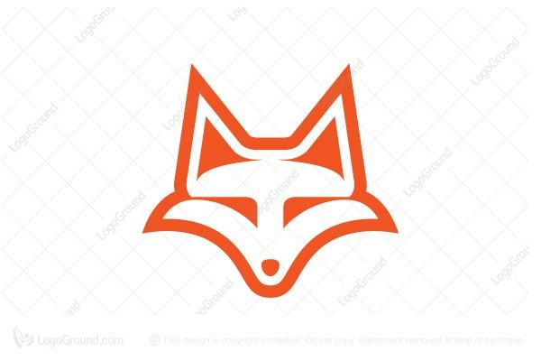 Logo for sale: Simple Unique Fox Head Logo. Unique fox head logo to convey cleverness or brilliant. The symbol itself will looks nice as social media avatar and website or mobile icon. fox head face wise clever trick wisdom smart savvy intelligent buy purchase sell on sale sold product business brand design graphic unique recognized professional logos Computers clothing dhelpër Azeria ліса lisica guineu vos rebane kettu renard raposo Fuchs volpe lapsa rev lis vulpe zorro