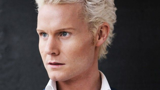 Rhydian is back with new album One Day Like This.