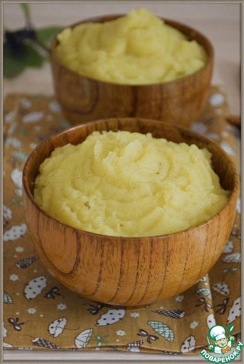 """Картофельное пюре """"Самое вкусное"""" - кулинарный рецепт"""