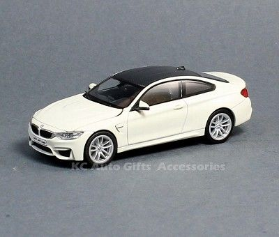 2015 BMW M4 Coupe in Alpin White 1:43 Scale Diecast Herpa 070881    Scale: 1:43  Manufacturer: Herpa Miniature Models  Part # 070881  Color: Alpin White