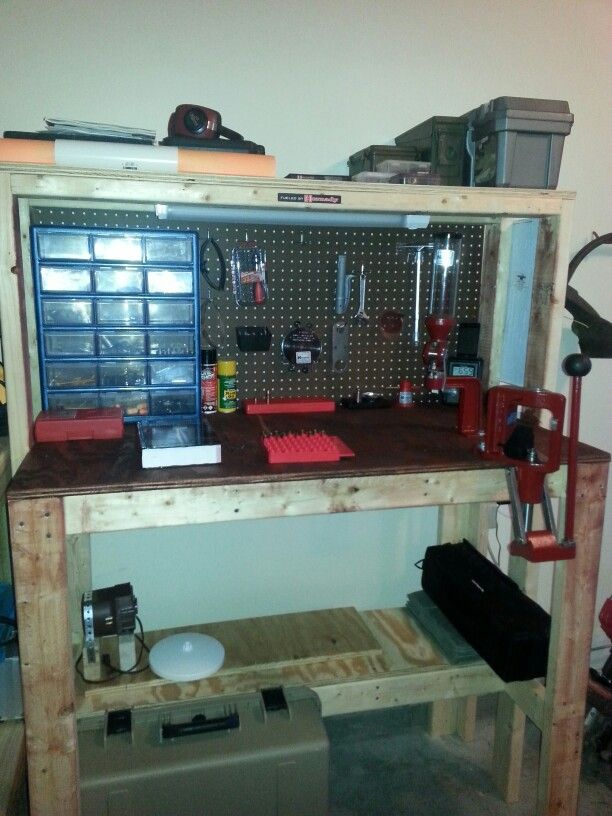 plans projects woodworking cleaning bench homemade gun