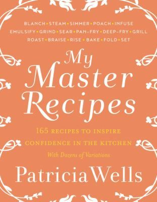 17 best giveaways images on pinterest book review cook books my master recipes 165 recipes to inspire confidence in the kitchen with dozens of fandeluxe Image collections