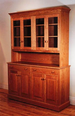 Good Traditional China Cabinet