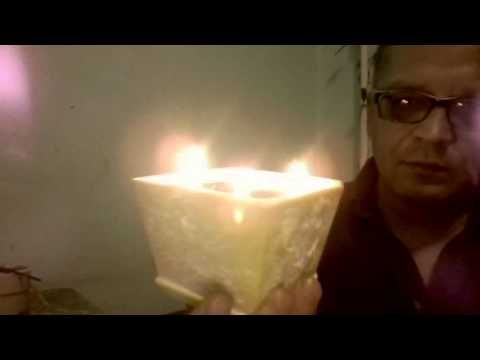 =Как делать свечи в виде собачки=Сергей Маузер свечное оборудование