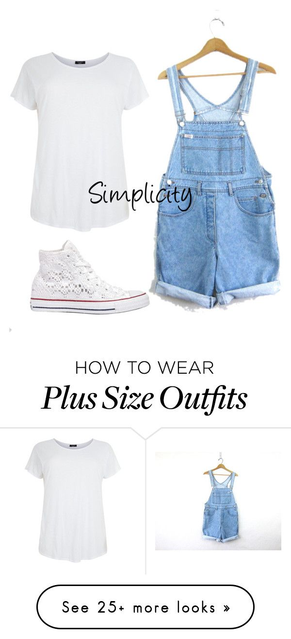 """""""Simplicity"""" by izzy9282003 on Polyvore featuring GUESS and Converse"""