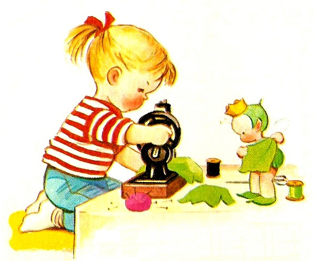 by Mabel Lucie Attwell