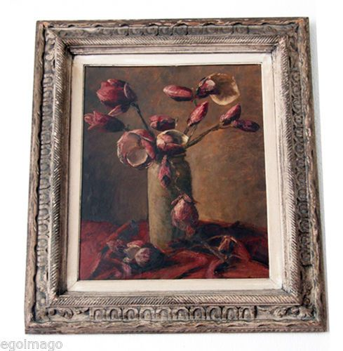 TRÈS RARE TABLEAU de CONRAD KICKERT1945 peintre Hollandais de Montparnasse signé in Art, antiquités, Art du XXème, contemporain, Peintures   eBay