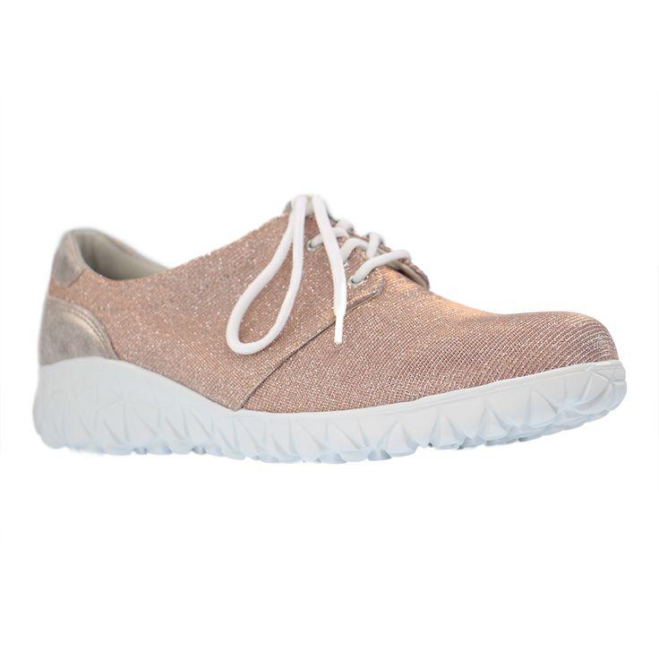 WALDLÄUFER - Havy - XXL Halbschuhe Damen Sneaker - Rosa Schuhe in Übergrößen Gr 42, 42,5, 43, 44 Hier entdecken und shoppen: https://www.schuhxl.de/damenschuhe/sneaker/waldlaeufer-damenschuhe-sneaker-rosa-schuhe-in-uebergroessen/a-11483/