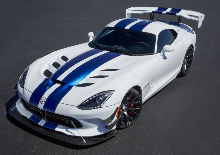"2017 Dodge Viper GTS-R ""Commemorative Edition ACR"""