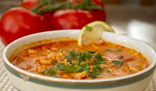 Pirinç Çorbası Tarifi / Marifetlitarifler'den yemek tarifleri