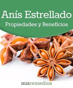 #Anis Estrellad - Propiedades y Beneficios #PlantasMedicinales