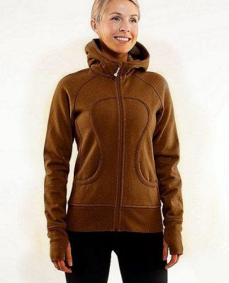 Lululemon Yoga Scuba Hoodie Brown : Lululemon Outlet Online, Lululemon outlet store online,100% quality guarantee,yoga cloting on sale,Lululemon Outlet sale with 70% discount!$59.69