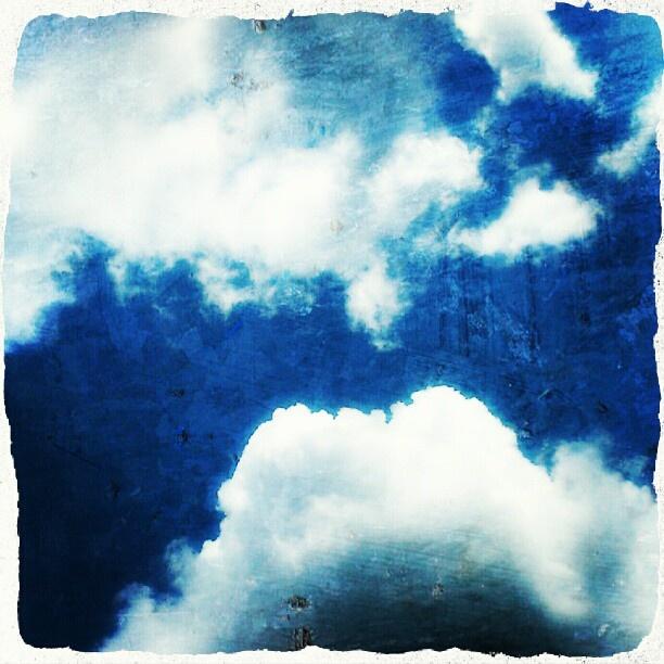 #Clouds in Greek sky - @batafoukos- #webstagram