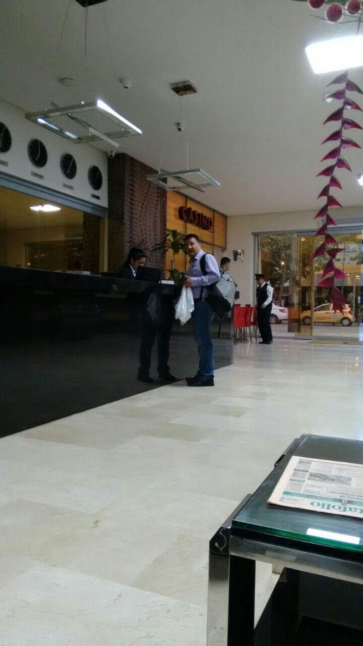 Saliendon del hotel #colegio10tic #valledelcauca #soygestoratic #cali
