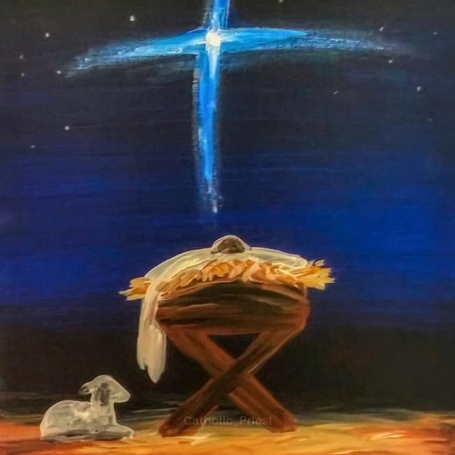 'Baby Jesus, Manger, and Star'/The Artist in Me # ...
