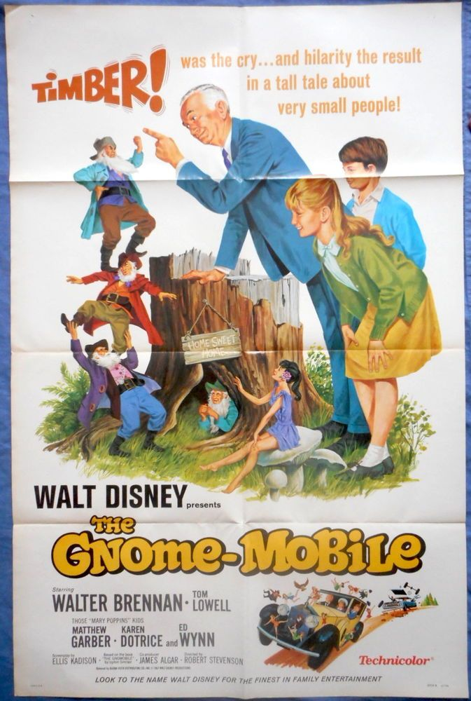Disney the gnome mobile