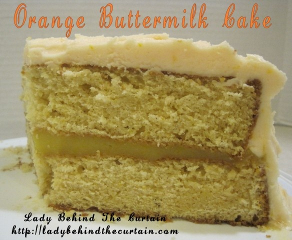 how to make buttermilk from curd for cakes