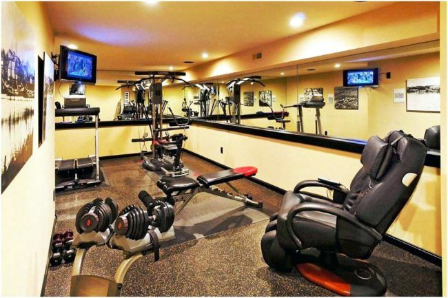 What is home gym ideas small space | Home Ideas | Pinterest ...