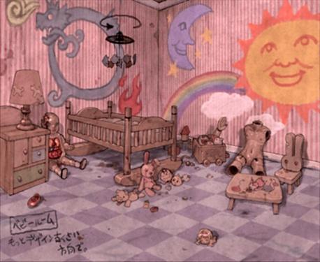 Haunting Ground playroom