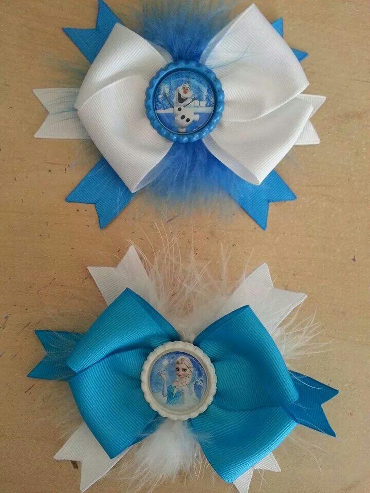 Frozen bows