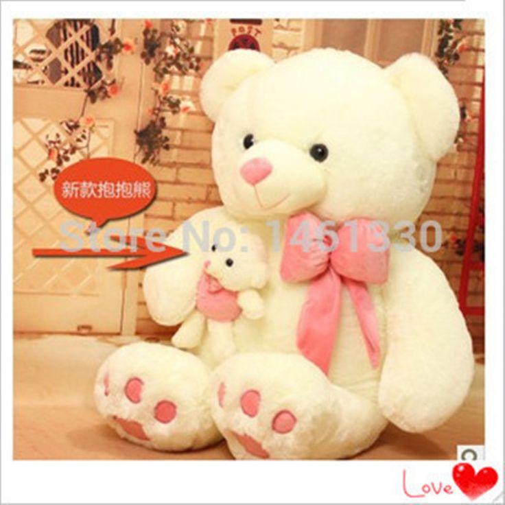 $25.96 (Buy here: https://alitems.com/g/1e8d114494ebda23ff8b16525dc3e8/?i=5&ulp=https%3A%2F%2Fwww.aliexpress.com%2Fitem%2FGiant-teddy-bear-hello-kitty-toys-pokemon-brinquedos-ursinho-de-pelucia-kids-toys-brinquedos-meninas-teddy%2F32280499281.html ) Giant teddy bear hello kitty toys pokemon brinquedos ursinho de pelucia kids toys brinquedos meninas teddy bear Mother and Child for just $25.96