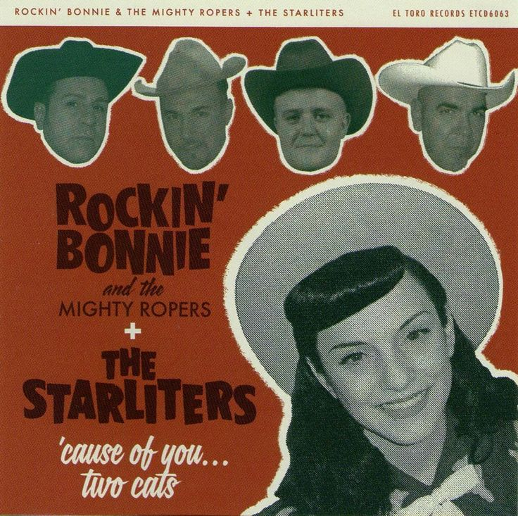 The Starliters + Rockin' Bonnie & The Mighty Ropers