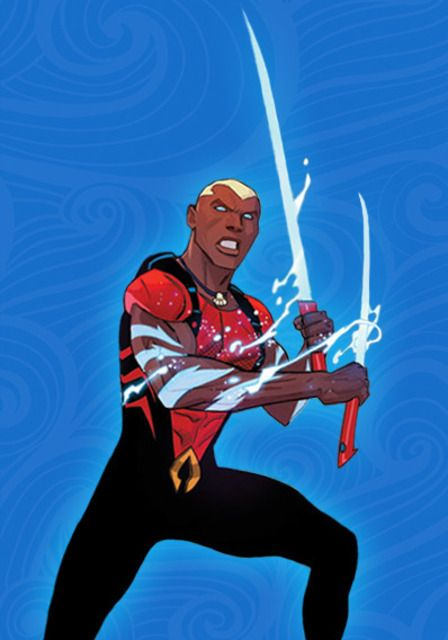 A list of the greatest black superheroes of the DC Universe.