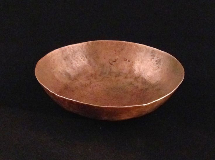 hammered copper bowls