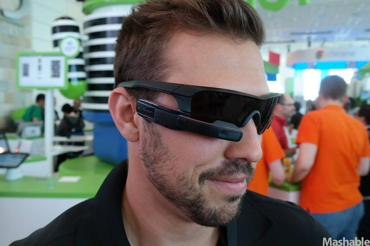 Google Glass Gets a Competitor for Extreme Sports Fanatics