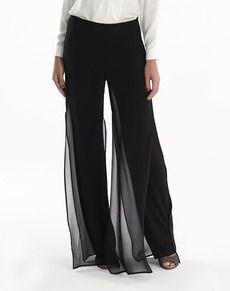 Pantalón de mujer Fiesta El Corte Inglés - Mujer - Pantalones - El Corte Inglés - Moda