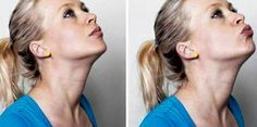 Several facial exercises that will make your face look slim, sleek and toned.
