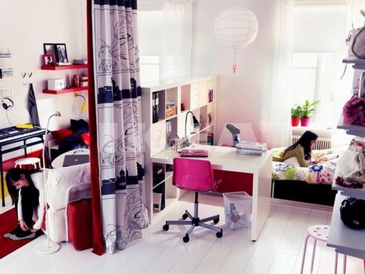 interior design wonderful pink black white teenage girls bedroom interior design ideas kids rooms modern room teenage girl home decoration comfortable study - Violet Teen Room Interior