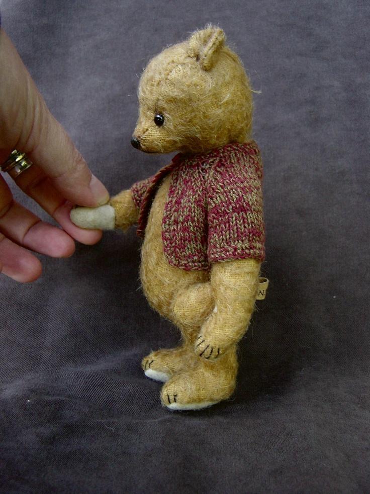 Tansy by Aerlinn Bears