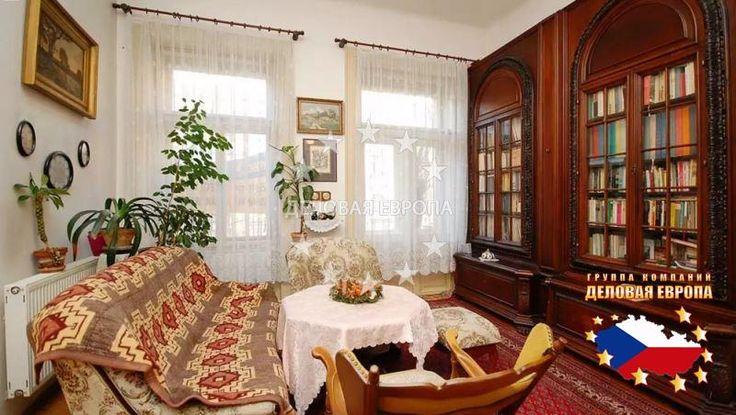 НЕДВИЖИМОСТЬ В ЧЕХИИ: продажа квартиры 4+1, Прага, Na Poříčí, 437 100 € http://portal-eu.ru/kvartiry/4-komn/4+1/realty126/  Элитная квартира 4+1, 138 кв.м., Прага 1 - Новый Город.Предлагаем на продажу элитную квартиру планировки 4+1, площадью 138 кв.м., расположенную на 3 этаже, четырехэтажного кирпичного дома в историческом районе  Прага 1 – Новый город. Квартира состоит из просторной прихожей, гостиной с выходом на балкон, трех непроходных комнат, кухни с обеденной зоной, ванной комнаты с…