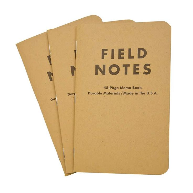 Get A Free Field Notes Notebook! - http://freebiefresh.com/get-a-free-field-notes-notebook/