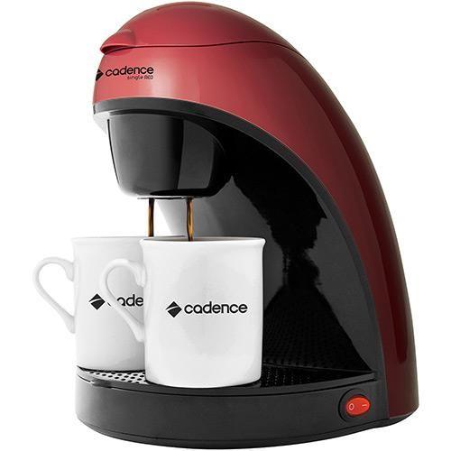 Cafeteira Cadence Single CAF111 Vermelha