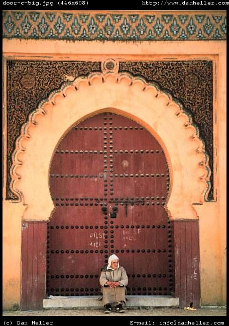 I can't wait until I get to go back to Morocco.  They have such wonderful doors!  I want to photograph everyone of them!