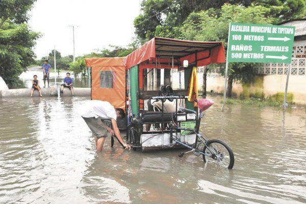 Hurricane Matthew Tipitapa Nicaragua
