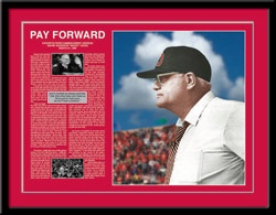 Pay Forward Commencement Address by Woody Hayes. Only a few remain!