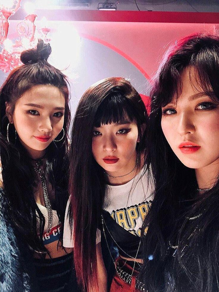 Red Velvet [Bad Boy] - Joy Seulgi Wendy #reveluv #kpop