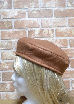 簡単ベレー帽の作り方
