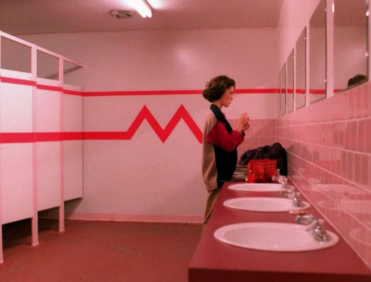 Twin Peaks. This show is one of the best shows ever. David Lynch is fantastic.