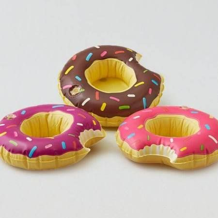 Bigmouth Mini Donut Float Drink Pack multi One Size