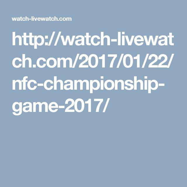 http://watch-livewatch.com/2017/01/22/nfc-championship-game-2017/