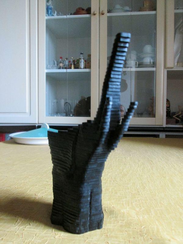 Elefante ---- Fai da te - hobby legno - 3d model su Facebook.com