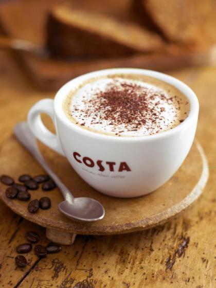 Costa Coffee, Passeio dos Clérigos