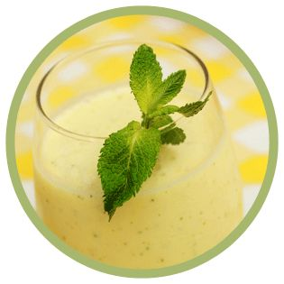 smoothie Mango e Yogurt